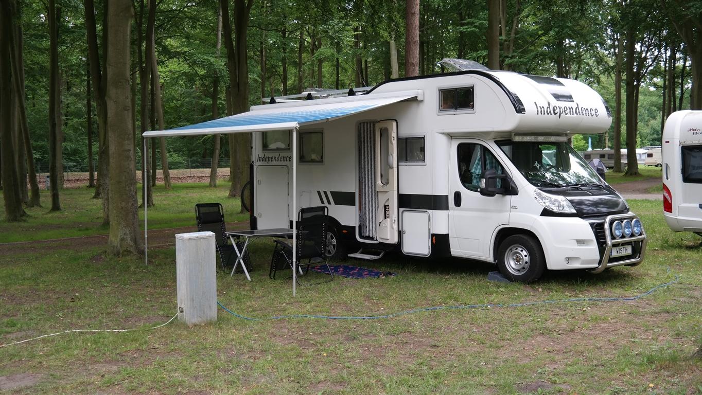 Camping Baltic freizeit, Rostock