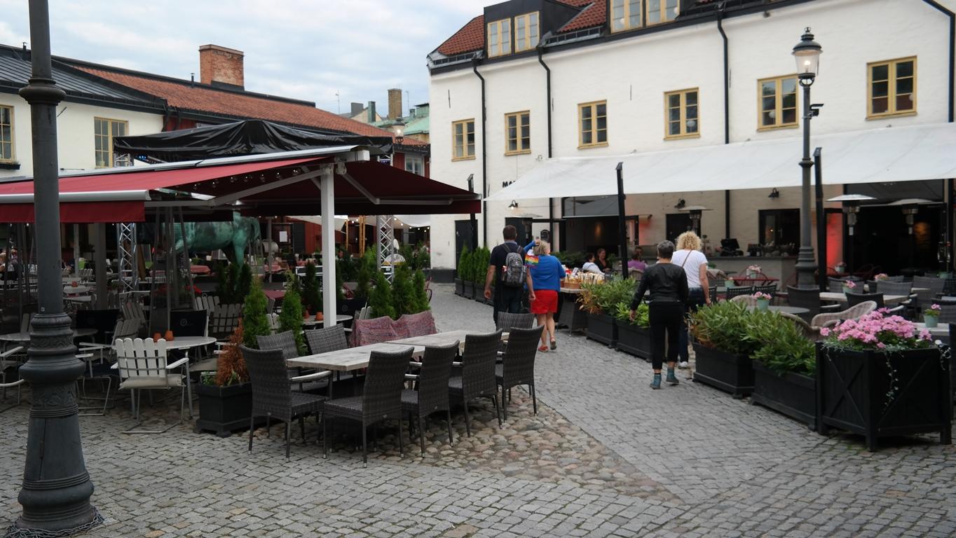 Stallbacken, gamla stan i Örebro